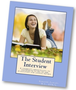 The Student Interview Cover