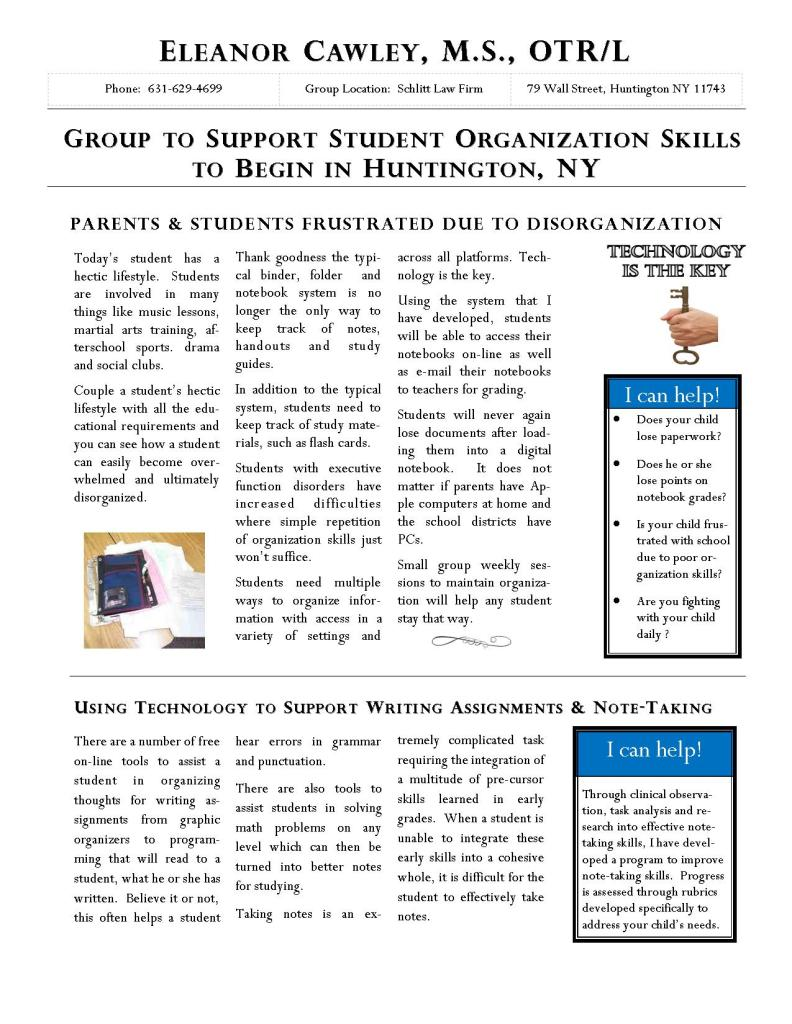 Organization Group News